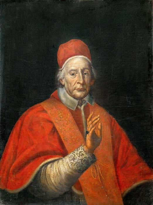 Italian Artist - Portrait of Pope Clement XII. Musei Vaticani