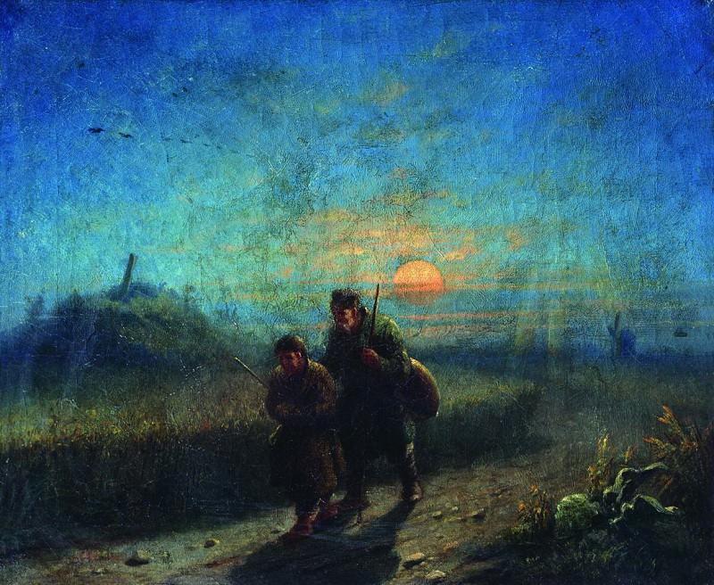 Кобзарь. 1871. Leonid Solomatkin
