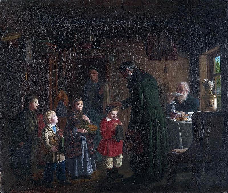 Birthday of the deacon. Leonid Solomatkin