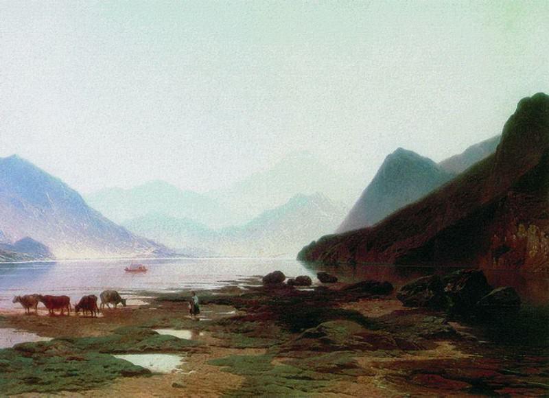 Швейцарский вид. Arseny Meshersky