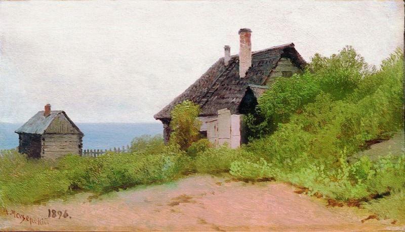 Нормандия. 1896. Арсений Мещерский