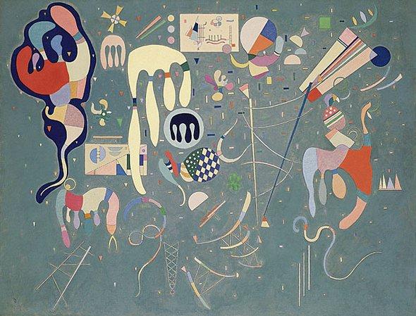 Различные происшествия. 1941. Vasily Kandinsky