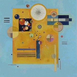 Мягкое давление. 1931. Vasily Kandinsky