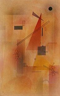Композиция. 1928. Vasily Kandinsky