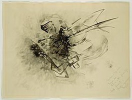 Без названия. 1916. Vasily Kandinsky