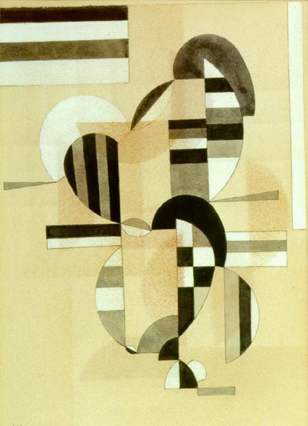 Wechselstreifen.. Vasily Kandinsky