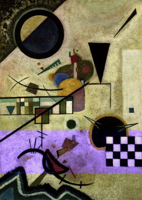 Без названия. 1926. Vasily Kandinsky