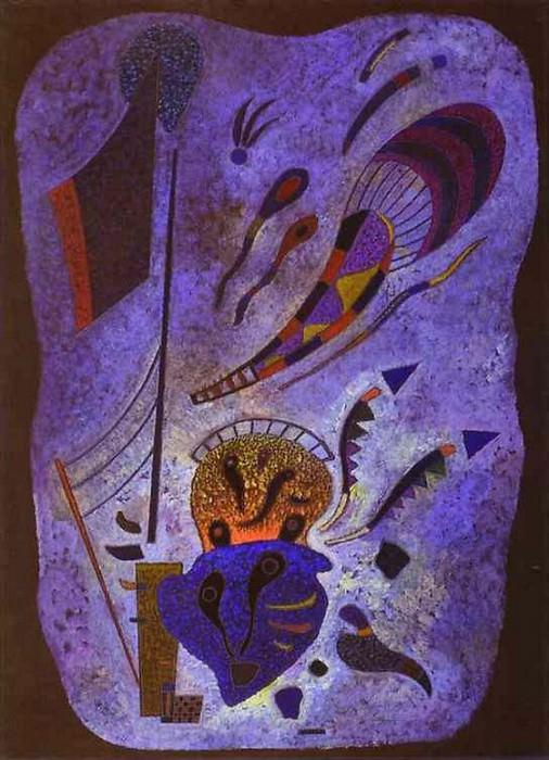 Сумерки. 1943. Vasily Kandinsky