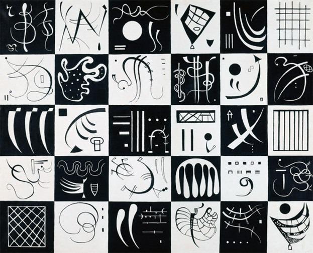Тридцать. 1937. Vasily Kandinsky