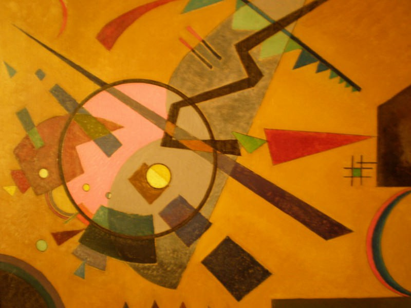 Без названия. 1927. Vasily Kandinsky