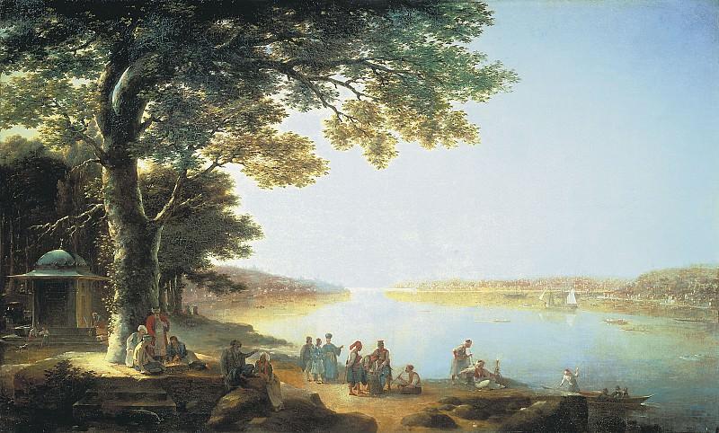 Босфор. 1829. Maxim Vorobiev