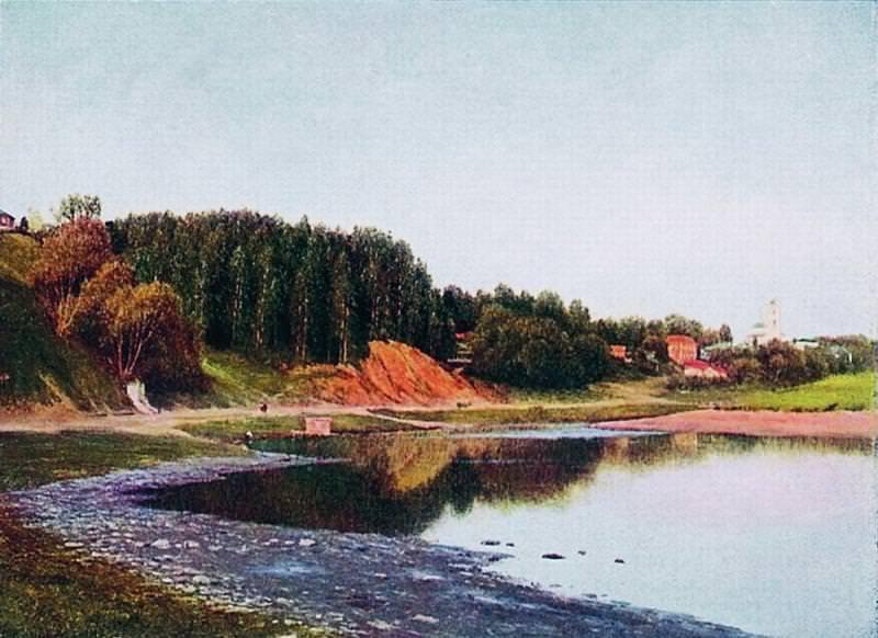 Звенигород. Gavriil Kondratenko