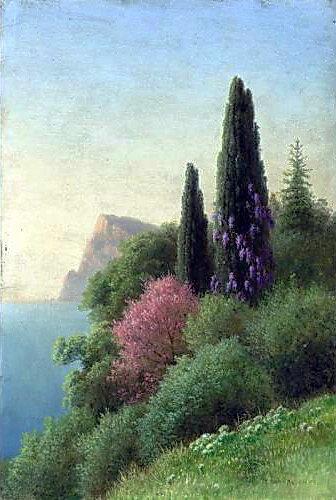 Пышный пейзаж Гелос. Gavriil Kondratenko
