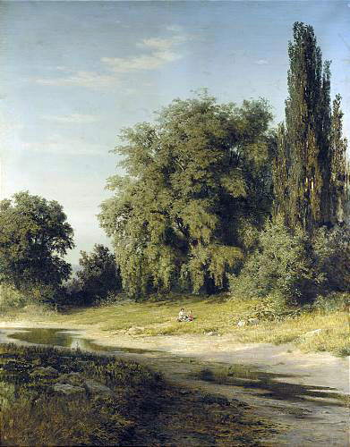 Рыбаки 1889 185x145. Gavriil Kondratenko