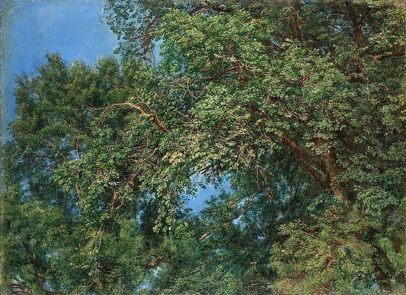 Foliage. Alexander Ivanov