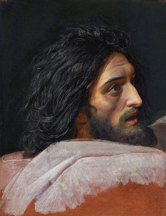 Head of John the Baptist. Alexander Ivanov