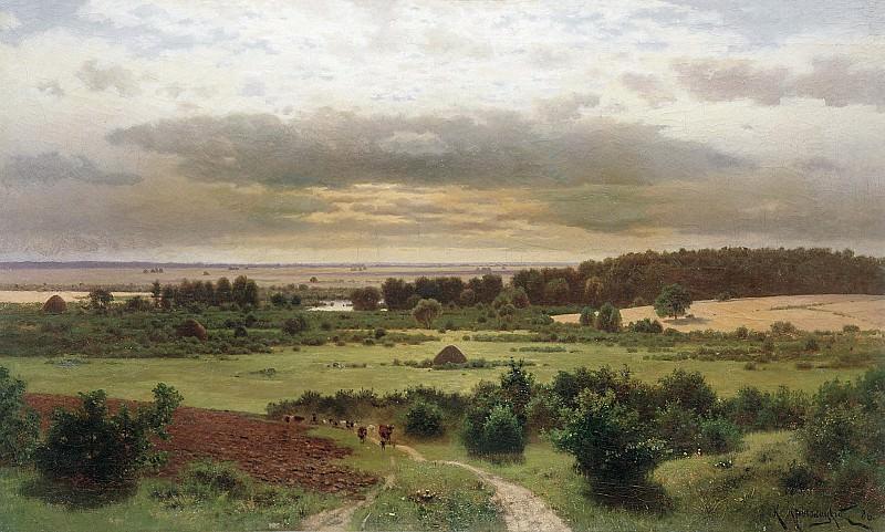 Лесные дали. Konstantin Kryzhitsky