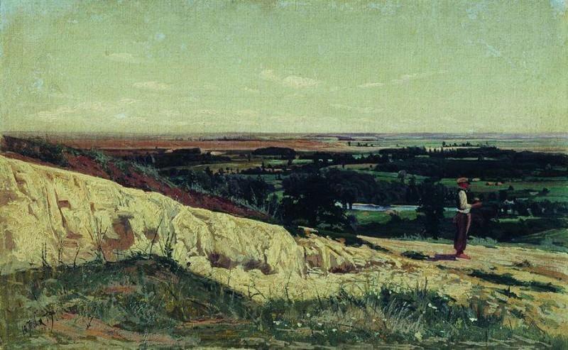 Холм. 1879. Konstantin Kryzhitsky