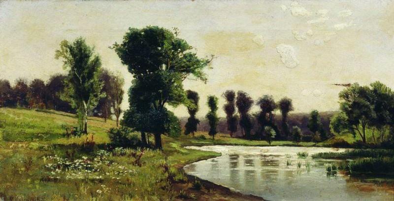 Пейзаж2. Konstantin Kryzhitsky