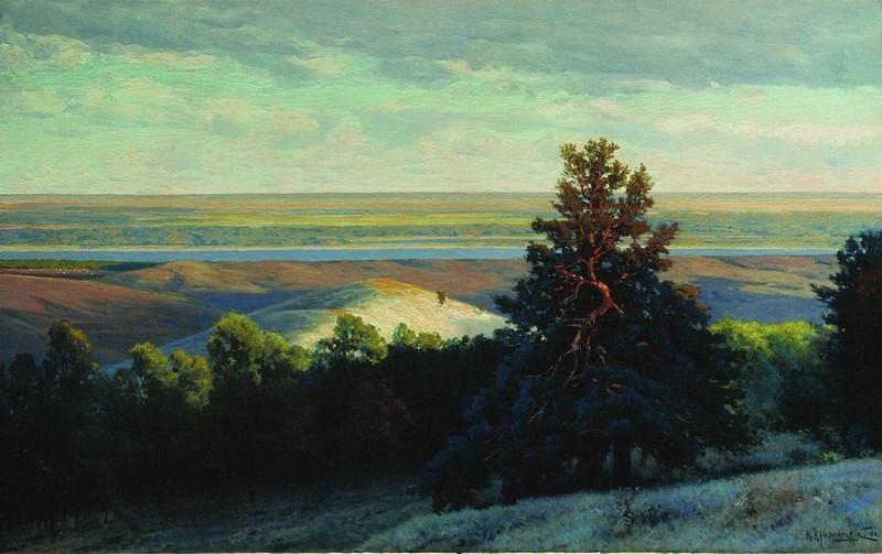 Дали. 1901. Konstantin Kryzhitsky