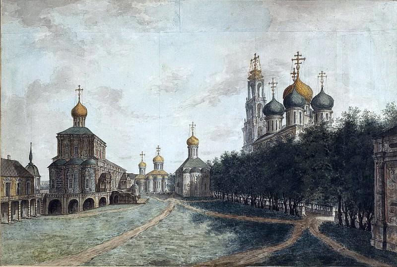 Троице-Сергиева лавра. Fedor Alexeev