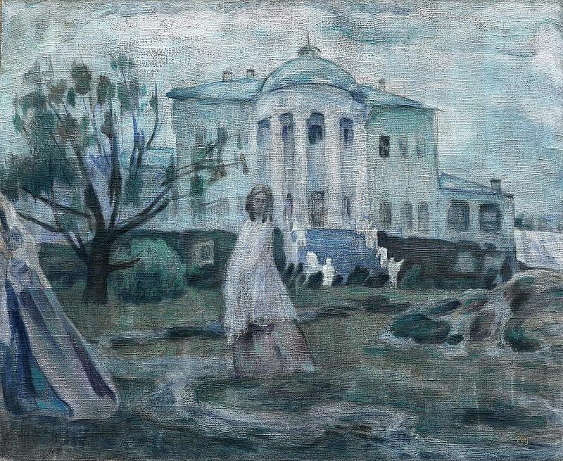 Ghosts. Viktor Borisov-Musatov