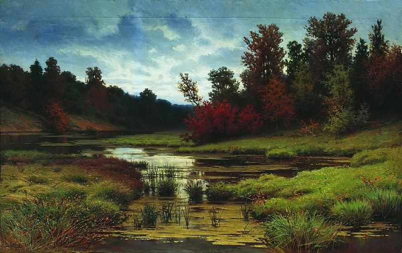 Осень. 1890. Efim Volkov