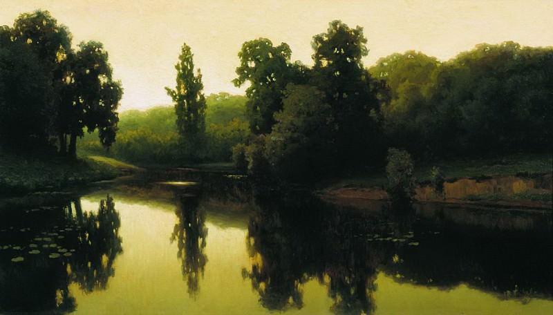 Теплый вечер. 1913. Efim Volkov