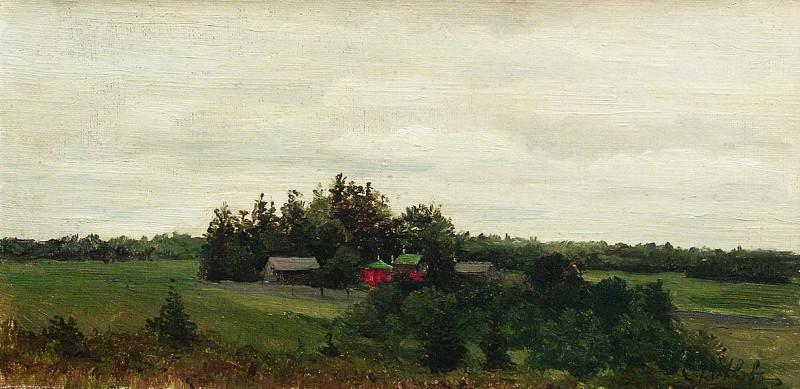 Хуторок. 1880-e. Efim Volkov