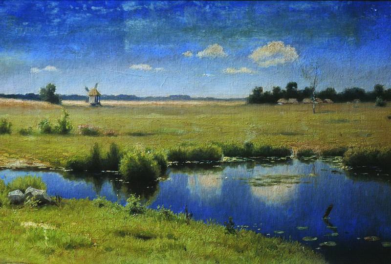 Река на Украине. Efim Volkov