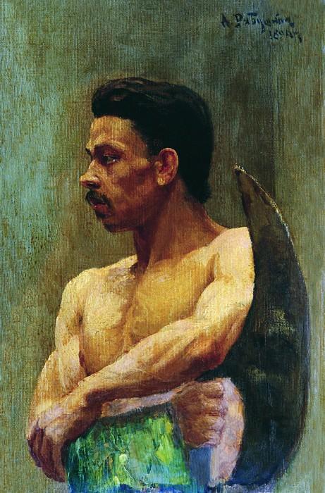 Новичок. 1891. Andrei Riabushkin