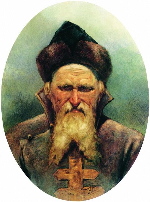Стрелец. Andrei Riabushkin
