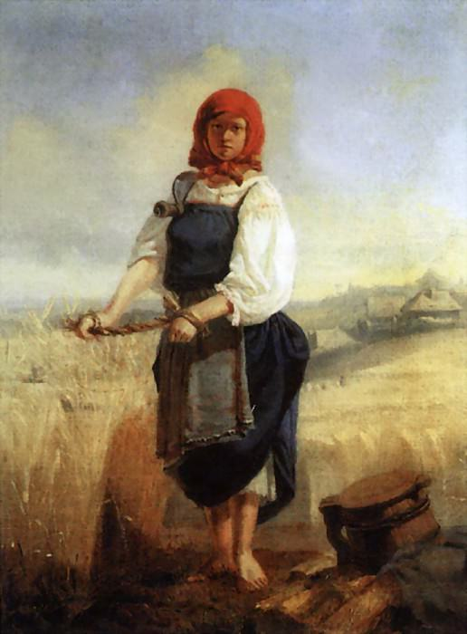 Reaper. Viktor Vasnetsov
