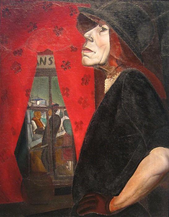 Марсельская шлюха. Борис Дмитриевич Григорьев