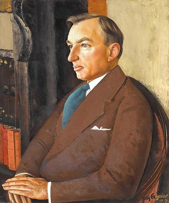 Isidor Polivnick. Boris Grigoriev