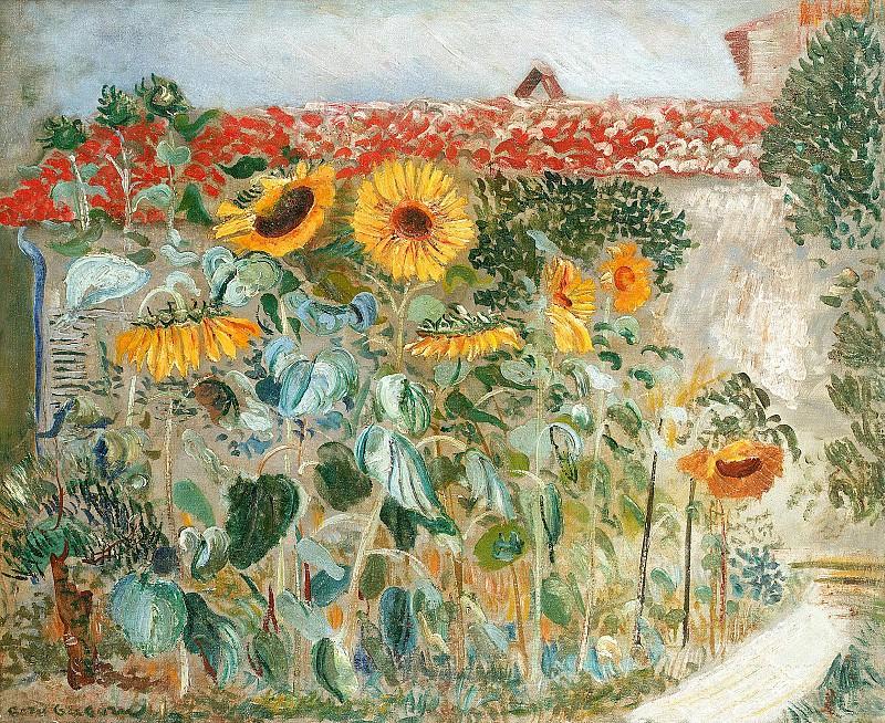 Borisella, the Artist's Villa in Cagnes-sur-Mer. Boris Grigoriev