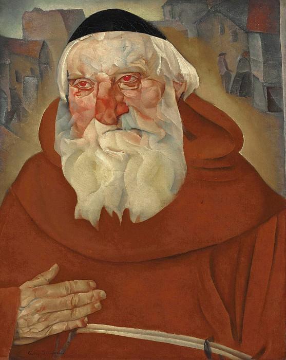 The monk. Boris Grigoriev
