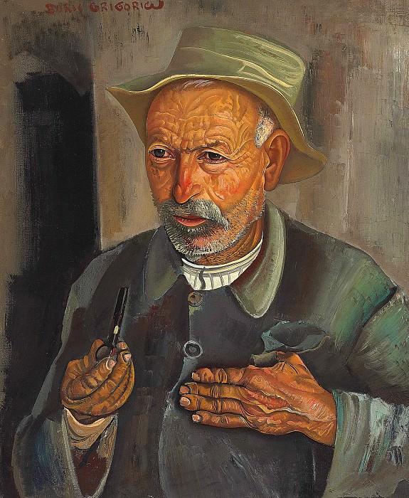 Мой садовник. Борис Дмитриевич Григорьев