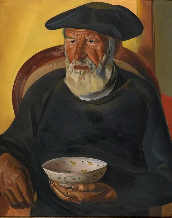Старый Тромбола. Борис Дмитриевич Григорьев