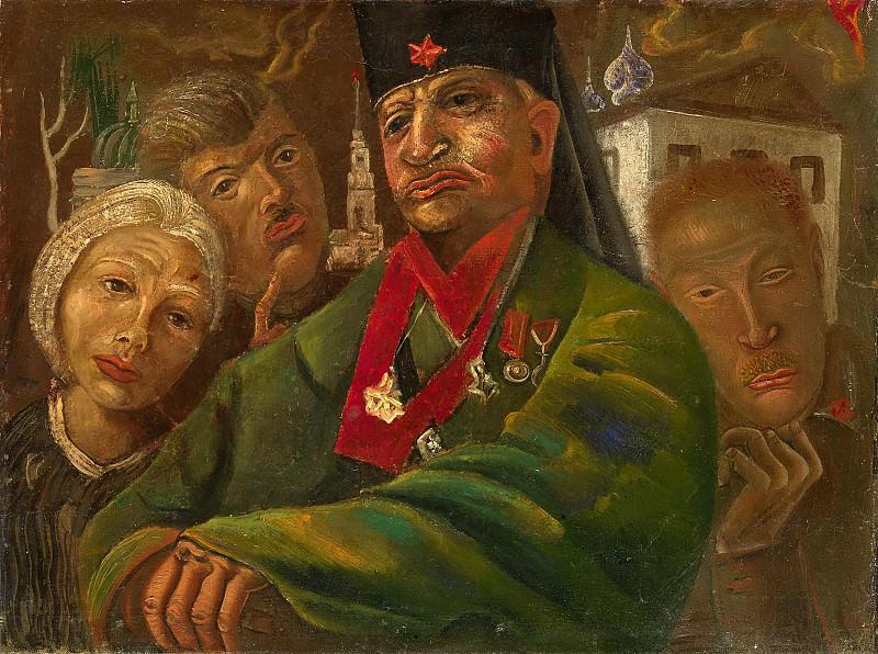 Генерал Красной армии. Борис Дмитриевич Григорьев