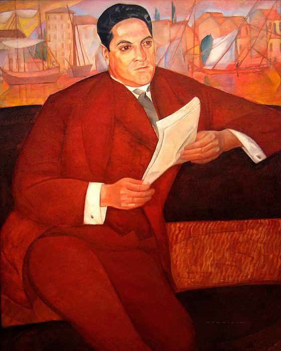 Solomon Mollo. Boris Grigoriev