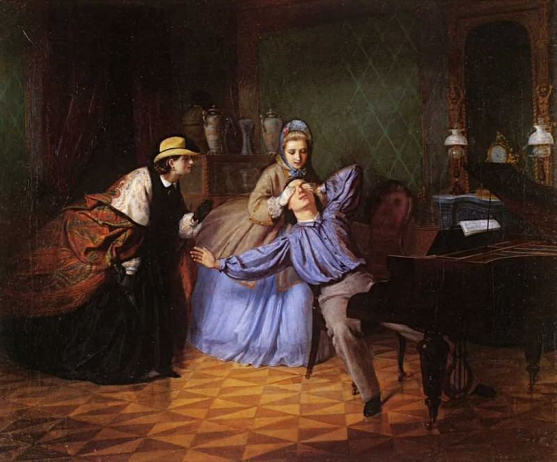 Отгадай кто пришел 1862. Фирс Сергеевич Журавлев