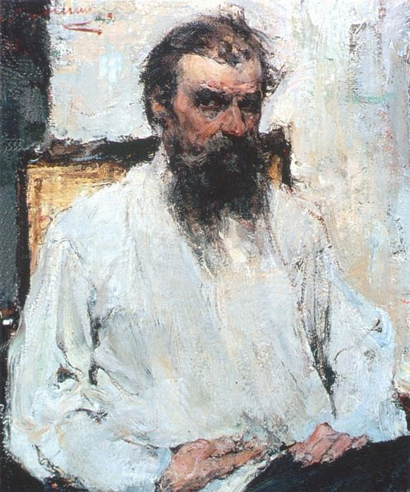 Мой отец (1911). Nikolay Feshin