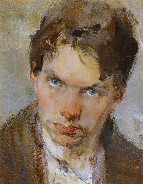 Портрет П.А.Радимова (1910). Nikolay Feshin