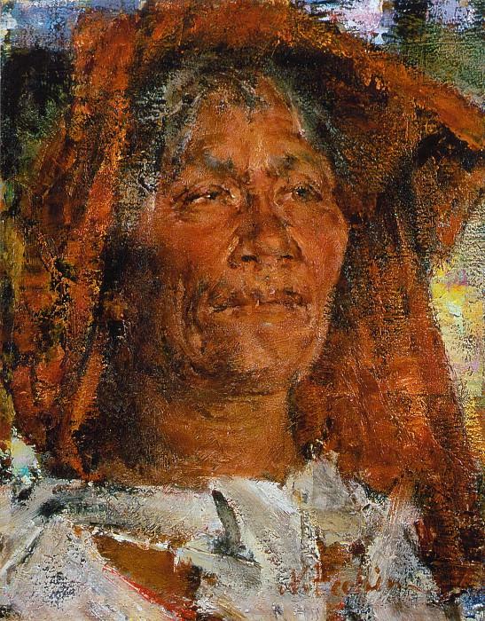 Ла Эбуэла (1927-1933). Nikolay Feshin