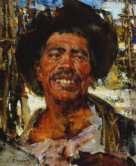 Хуан. Пеон (1936). Nikolay Feshin