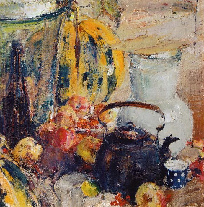 Натюрморт (1920). Николай Иванович Фешин