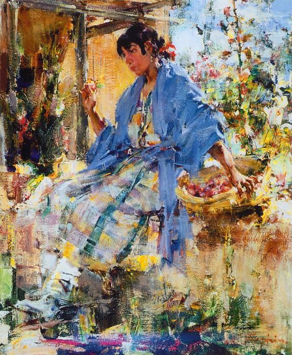 Альбидиа (1928). Nikolay Feshin