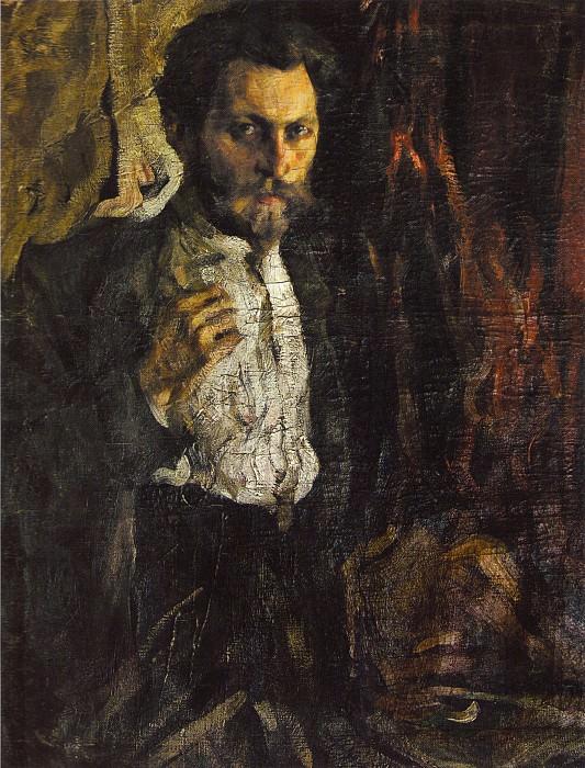Портрет Г.А.Слобожанинова (1904). Николай Иванович Фешин