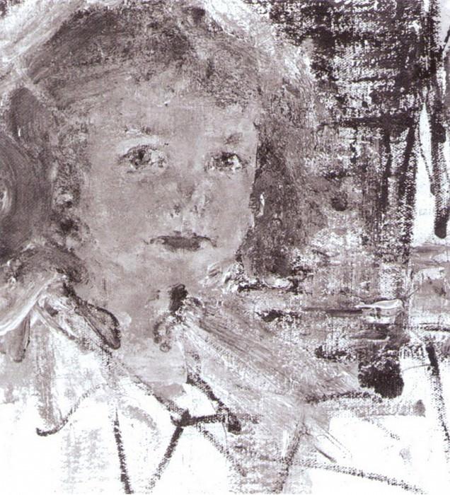 Портрет Ии (1919). Николай Иванович Фешин
